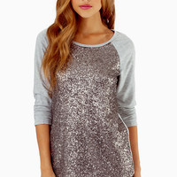 Marcel Sequin Top