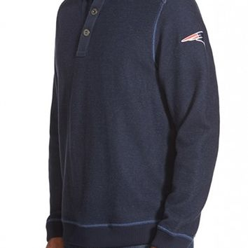 Men's Tommy Bahama 'Scrimshaw - New England Patriots' NFL Pullover,