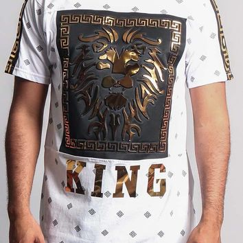 Lion King V T-Shirt TS7216 - G16F
