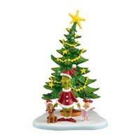 Department 56 Grinch Villages Welcome Xmas Day Village Accessory, 5.625-Inch