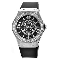 Perfect Hublot Ladies Men Fashion Quartz Watches Wrist Watch