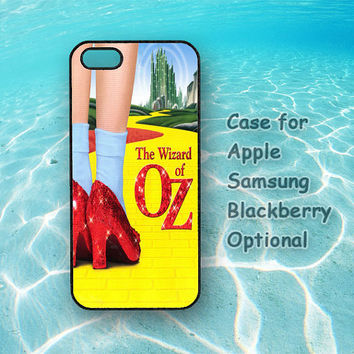The Wizard of OZ , iphone 5 case, iphone 4 case, ipod 4, ipod 5, Samsung note 2, Samsung galaxy S3, Samsung galaxy S4, blackberry z10, q10