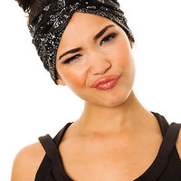 See You Monday  The Black Bandana TurbanExclusive : Karmaloop.com - Global Concrete Culture