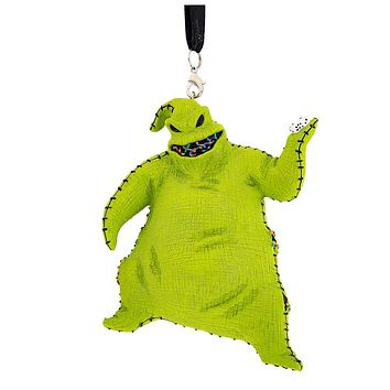 Disney Parks The Nightmare Before Christmas Oogie Boogie Ornament New with Tag