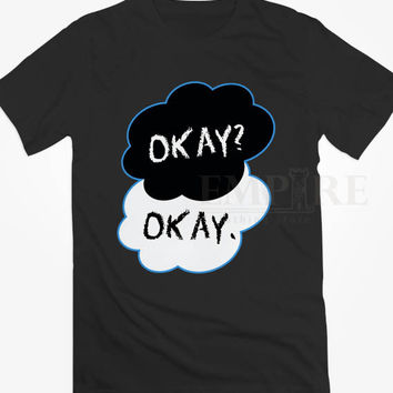 The Fault In Our Star Okay Okey Unisex/Men Tshirt All Size