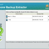 iPhone Backup Extractor 5.9 Crack Serial Keygen