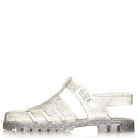 HUEY2 Jelly Sandals - Clear
