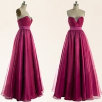 Long prom dresses, purple prom dresses, long homecoming dress, dresses for prom, prom dresses 2014, cheap prom dress, prom dresses, RE304