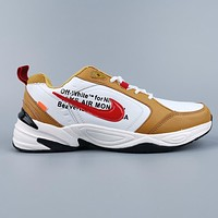 Nike Air Monarch IV M2K Retro Wild Colorblock Daddy Shoes