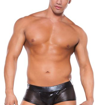 Zeus Wet Look Boxer Shorts