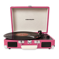 Crosley Radio Cruiser Portable Turntable