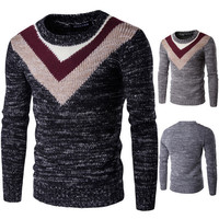 """Mens Casual """"V"""" Sweater"""