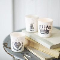Motif Tea Lights — Cox  Cox, the difference between house and home.