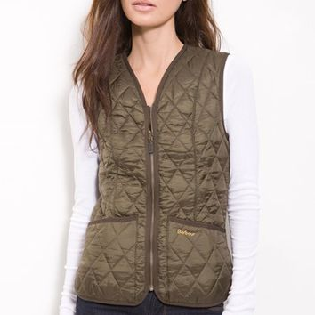 Women's Barbour 'Beadnell' Quilted Liner,