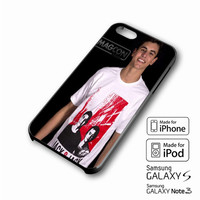 Jack gilinsky Magcon Boys Tour iPhone case 4/4s, 5S, 5C, 6, 6 +, Samsung Galaxy case S3, S4, S5, Galaxy Note Case 2,3,4, iPod Touch case 4th, 5th, HTC One Case M7/M8