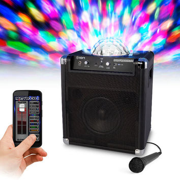 Party Rocker Bluetooth® Speaker with Lights