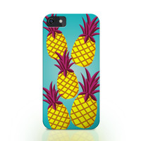 Iphone 6 case, iphone 6 plus case, 3d printed iphone case, iphone 5s case, iphone 4s case, pineapple iphone cover, pineapple iphone case