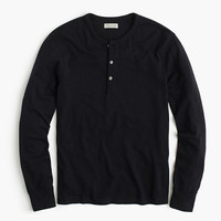 J.Crew Mens Tall Flagstone Henley