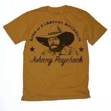 Barstool Mountain Johnny Paycheck Men's Crew