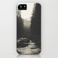 Morning river iPhone & iPod Case by Tomas Hudolin