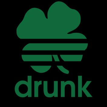 St Patricks Day Drunk