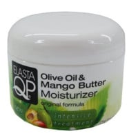 Elasta QP Olive Oil and Mango Butter Moisturizer, 8.25 oz - Pharmapacks