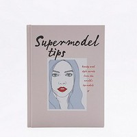 Supermodel Tips Book - Urban Outfitters