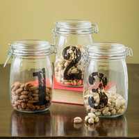 ModCloth Rustic Steps to Sweetness Jar Set
