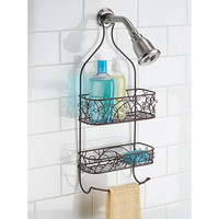 Twigz Bath Bronz Shower Caddy