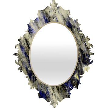 Amy Smith Illumination Baroque Mirror