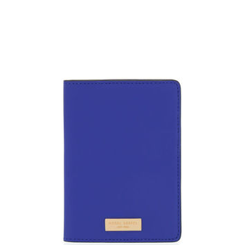 West 57th Blocked Passport Cover