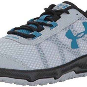 Men's Running Shoe Under Armour Toccoa Rubber sole leather lightweight