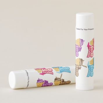 Ice Cream Lip Balm