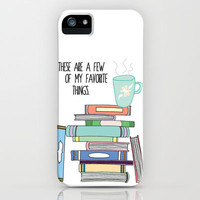 A Few of my Favorite Things iPhone Case by PrintableWisdom | Society6