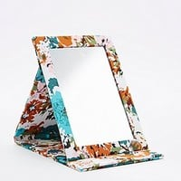 Floral Folding Mirror - Urban Outfitters