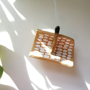 Palo Santo Incense Tray