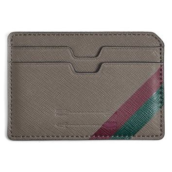 Men's Ben Minkoff 'Nikko' Saffiano Leather Card Case