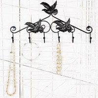 Three Birds Wall Display Jewellery Holder at Urban Outfitters