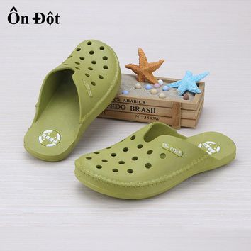 unisex rubber clogs women slippers mens shoes mules and clogs sandals brand nurse gard