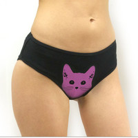 Meow Rave Booty Shorts