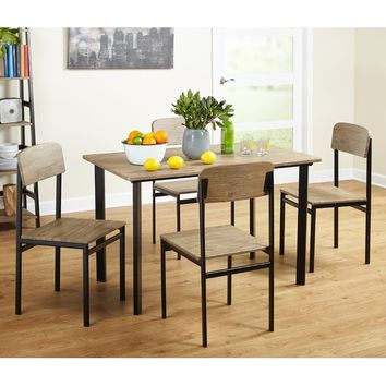 Diamondville 5 Piece Dining Set