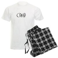 Will.png Men's Light Pajamas> Will> Personalized Little Treasures