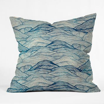 RosebudStudio Crash Throw Pillow