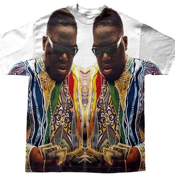 BIGGIE CUSTOM TEE