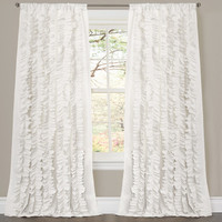 Lush Decor Belle Window Treatment Collection
