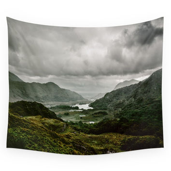 Society6 Ladies View Kerry Ireland Wall Tapestry