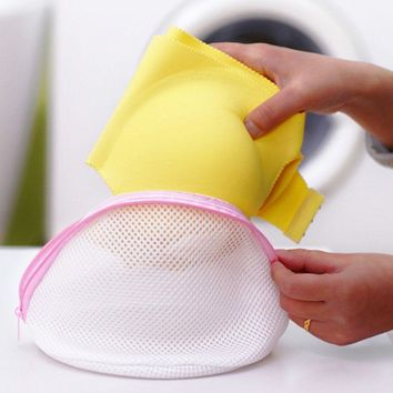 US Lingerie Bra Undearwear Delicate Clothes Wash Washing Laundry Mesh Bag