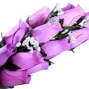 Lavender Bouquet | Jewelry Roses®