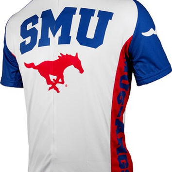 NCAA Men's Adrenaline Promotions Southern Methodist University Cycling Jersey (SMU)