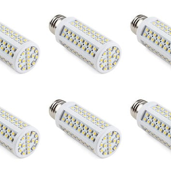 12V-24V 9W DC LED Light Bulb Marine Survivalist Lamp 120x 3528 - 6 Pack